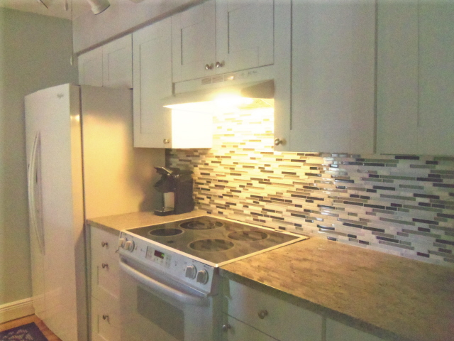 Fort Myers Condo Kitchen
