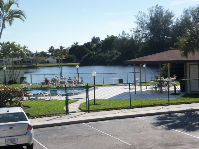 Fort Myers Condo Pool